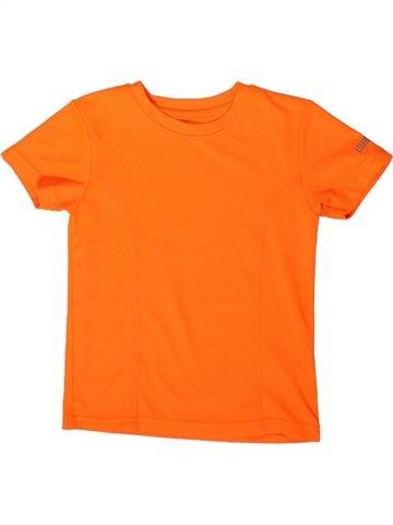 Camiseta deportivas niño DUNNES STORES naranja 5 años verano #1373121_1