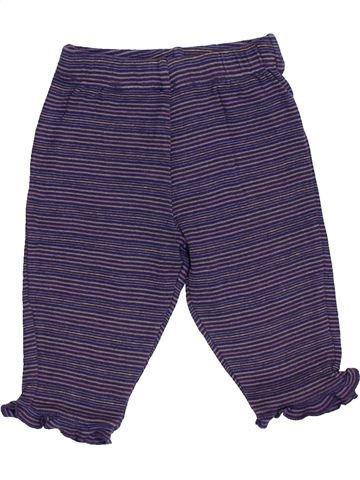 Pantalon fille TERRE DE MARINS bleu 6 mois hiver #1373145_1