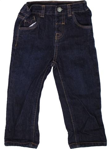 Tejano-Vaquero niño TU azul oscuro 2 años invierno #1373236_1