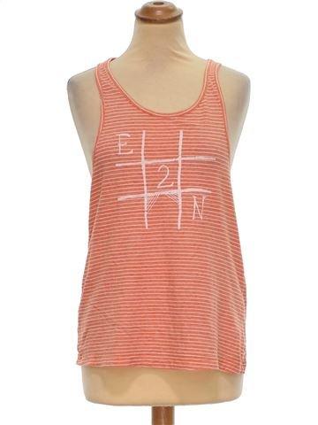 Camiseta sin mangas mujer SANS MARQUE M verano #1373301_1