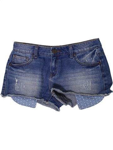 Short-Bermudas niña NEW LOOK azul 10 años verano #1373398_1