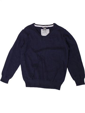 jersey niño ZARA azul 4 años invierno #1373574_1