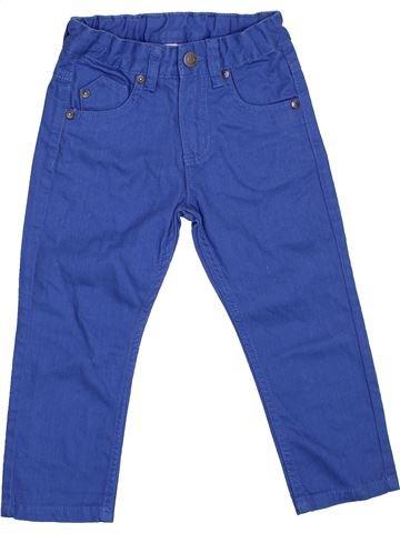 Pantalón niño AVENUE KIDS azul 2 años verano #1374081_1