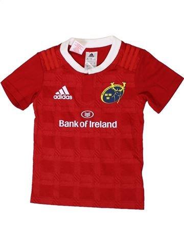 Camiseta deportivas niño ADIDAS rojo 4 años verano #1374101_1
