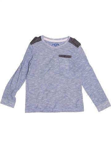 Camiseta de manga larga niño F&F azul 8 años invierno #1374130_1