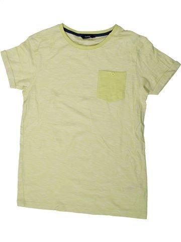 Camiseta de manga corta niño GEORGE beige 13 años verano #1374157_1