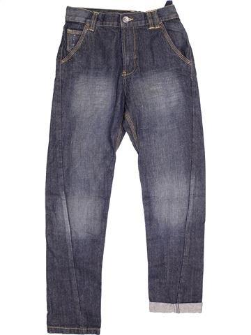 Pantalón niño GEORGE azul 10 años invierno #1374206_1