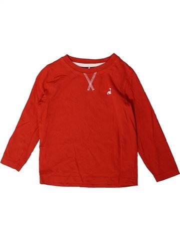 Camiseta de manga larga niño GEORGE rojo 3 años invierno #1374313_1
