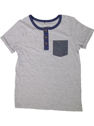 Camiseta de manga corta niño GEORGE gris 13 años verano #1374364_1