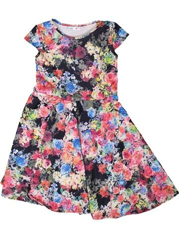 Vestido niña M&CO beige 10 años verano #1374431_1