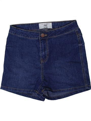Short-Bermudas niña NEW LOOK azul 13 años verano #1374497_1