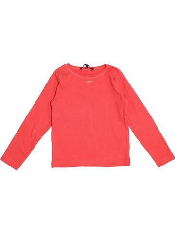 Camiseta de manga larga niña LILI GAUFRETTE rosa 6 años invierno #1374543_1