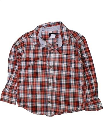 Camisa de manga larga niño CARTER'S violeta 3 años invierno #1374569_1
