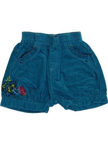 Short-Bermudas niña CATIMINI azul 2 años invierno #1374576_1