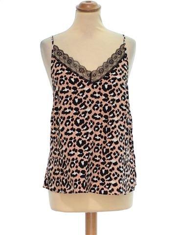 Camiseta sin mangas mujer PAPAYA 36 (S - T1) verano #1374728_1