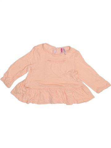 Blusa de manga larga niña ORCHESTRA beige 6 años invierno #1374774_1