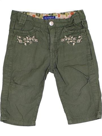 Pantalón corto niña LA COMPAGNIE DES PETITS gris 3 años verano #1375318_1