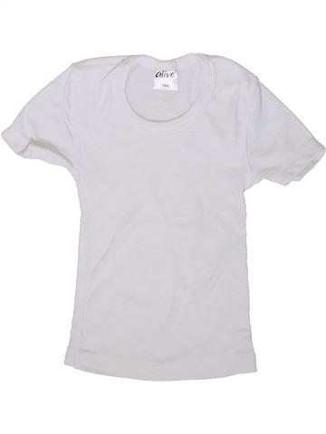 T-shirt manches courtes garçon ALIVE gris 4 ans été #1376063_1