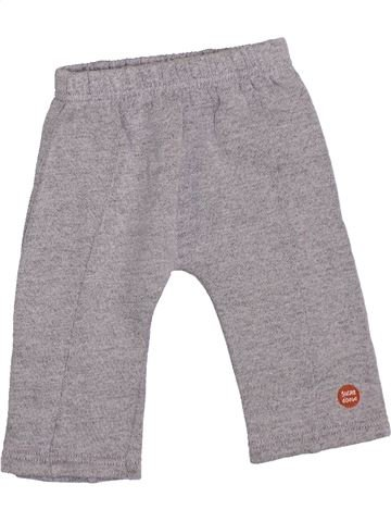 Pantalón niña SUCRE D'ORGE gris 6 meses invierno #1376294_1