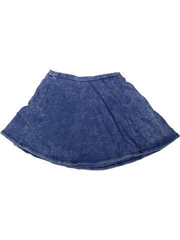 Falda niña DUNNES STORES azul 10 años invierno #1376509_1