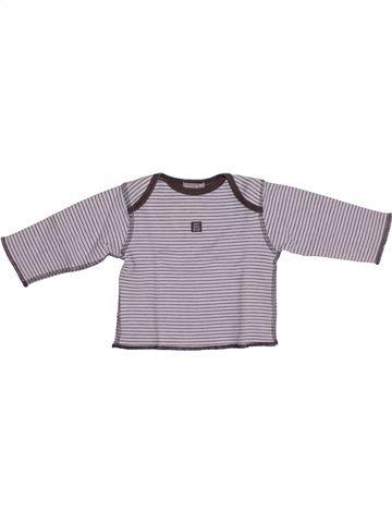 Camiseta de manga larga niño GENERATION Z violeta 6 meses invierno #1377350_1