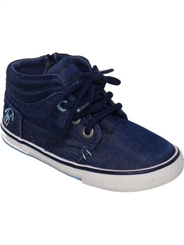 Zapatos con cordones niño OKAIDI azul 21 verano #1378518_1