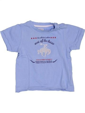 T-shirt manches courtes garçon GENERATION Z bleu 12 mois été #1379215_1