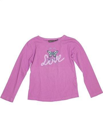 T-shirt manches longues fille MEXX rose 8 ans hiver #1379229_1