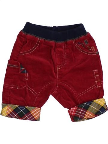 Pantalon garçon KENZO rouge 1 mois hiver #1380204_1