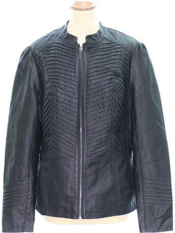 Vestes cuir simili femme WALLIS 44 (L - T3) hiver #1381795_1