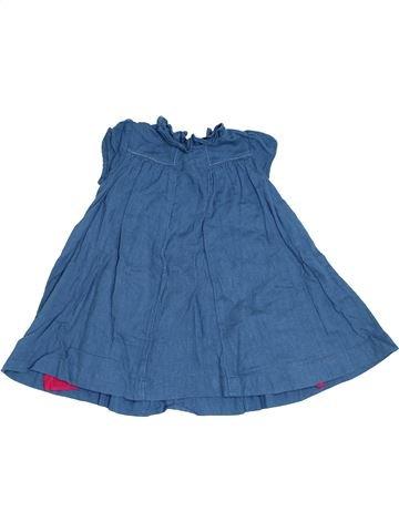 Vestido niña BOUT'CHOU azul 12 meses verano #1382624_1