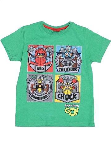 T-shirt manches courtes garçon NEXT vert 6 ans été #1385311_1