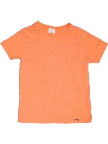 T-shirt manches courtes garçon ZARA beige 6 ans été #1385367_1