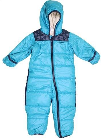 Ski garçon QUECHUA bleu 12 mois hiver #1385541_1