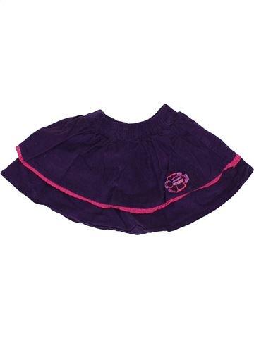 Falda niña GENERATION Z violeta 12 meses invierno #1387092_1