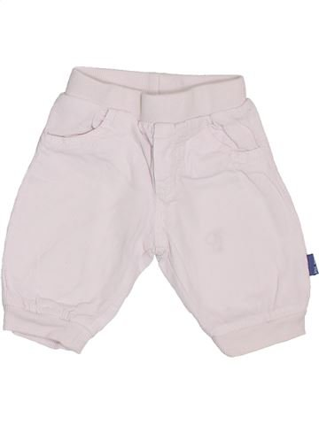 Pantalón niño P'TIT BISOU blanco 3 meses invierno #1387472_1