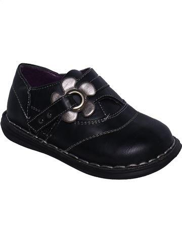 Zapatos con hebilla niña NINI & GIRLS negro 22 invierno #1387621_1