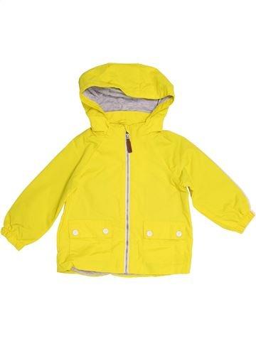 Parka garçon H&M jaune 2 ans hiver #1387989_1