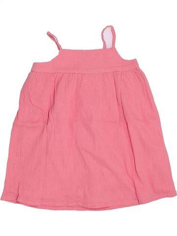 Robe fille LISA ROSE rose 2 ans été #1388023_1