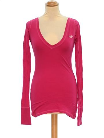 Top manches longues femme HOLLISTER XS hiver #1388080_1
