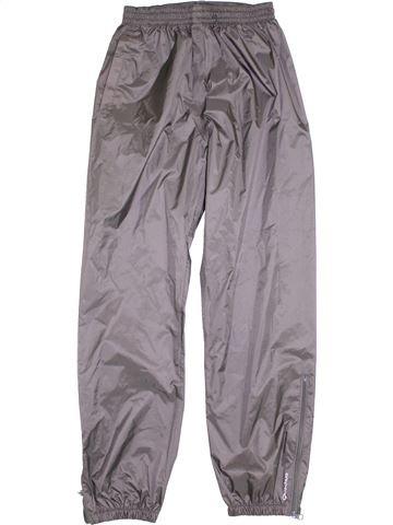 Sportswear garçon QUECHUA gris 12 ans hiver #1389209_1