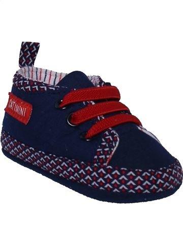 Zapatos bebe niño CATIMINI violeta 9 meses invierno #1389478_1