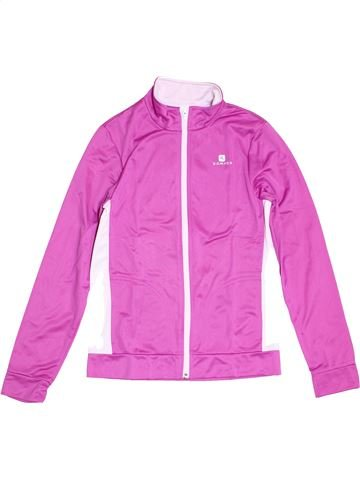 Sportswear fille DOMYOS rose 12 ans hiver #1390616_1