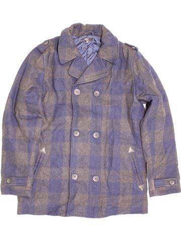 Manteau garçon MARKS & SPENCER violet 14 ans hiver #1391565_1