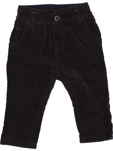 Pantalon garçon MOTHERCARE noir 9 mois hiver #1391943_1