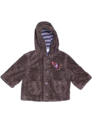 Chaqueta niño CHEROKEE marrón 3 meses invierno #1392251_1