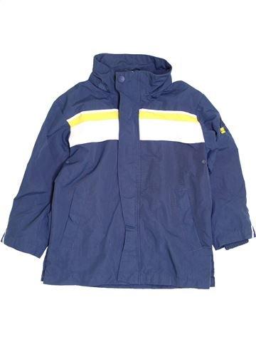 Parka garçon H&M bleu 7 ans été #1392301_1