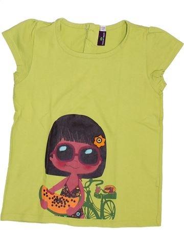 Camiseta de manga corta niña SERGENT MAJOR verde 7 años verano #1392775_1