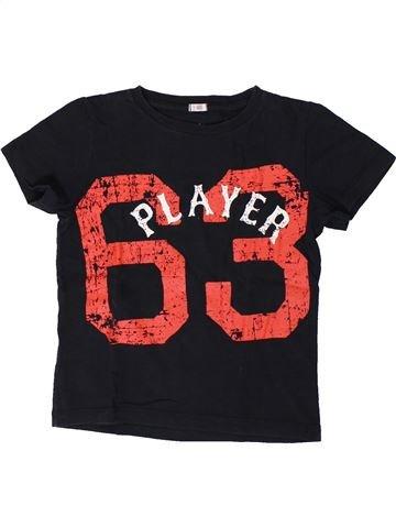 T-shirt manches courtes garçon MANGO orange 6 ans été #1393837_1