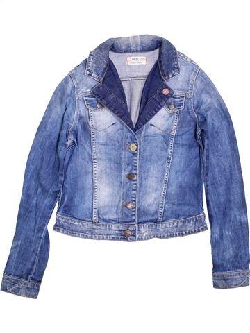 Chaqueta niña CHIPIE azul 12 años invierno #1394392_1